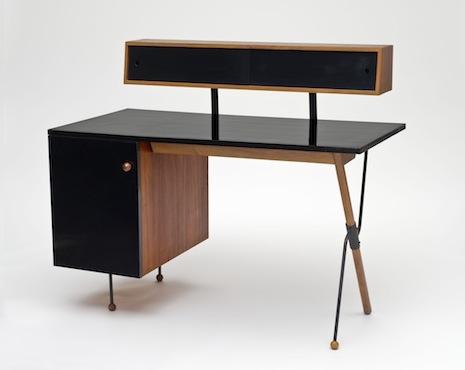 design is served sunnyside up at lacma 39 s living in a. Black Bedroom Furniture Sets. Home Design Ideas