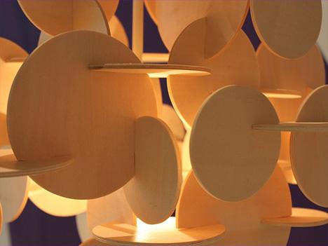 bau lamp by vibeke f schmidt for normann copenhagen core77. Black Bedroom Furniture Sets. Home Design Ideas