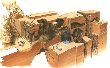 Masters Of The Cutaway Part 7 Richard Chasemore Core77