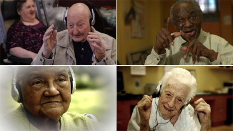 """Alive Inside documents how personalized music can awaken and restore deeply locked memories in patients with Alzheimer's and dementia"""
