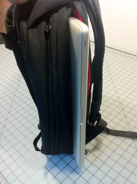 Crumpler Bag Review, Part 3: The Dry Red No. 5 Laptop Backpack, as ...