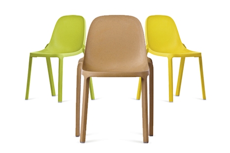Ny Design Week 2012 Icff Philippe Starck S Broom Chair