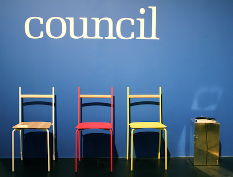 Week 2012: Council wins the ICFF Outdoor Furniture Award - Core77