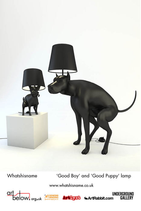 Things That Look Like Other Things Curb Your Lamp Core77