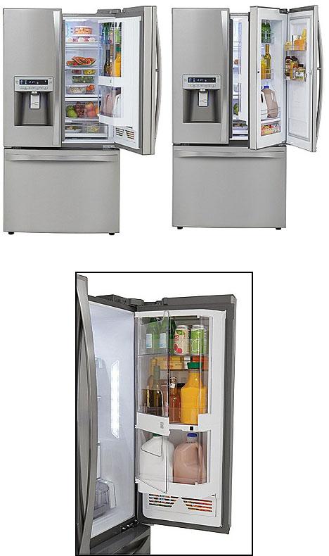 Door-in-Door Refrigerator Design: Yea or Nay?