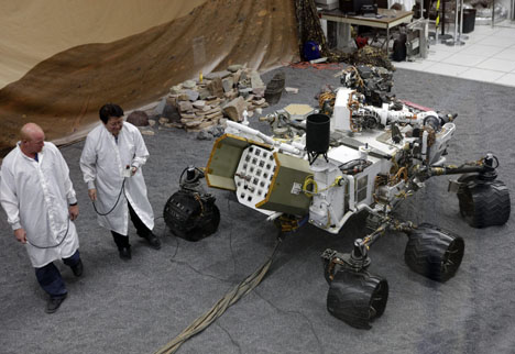 how much did mars landing cost - photo #2