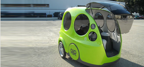 Airpod The Car That Runs On Air Core77