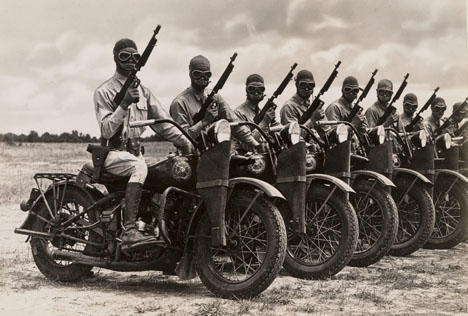 Military Motorcycles Part 1 Wwii And Harley Davidson Core77