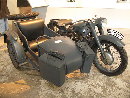 military motorcycles, part 2: wwii and bmw - core77