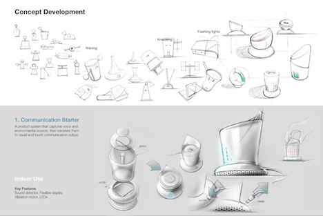 Core77 Design Awards 2012: Communicaid - Core77