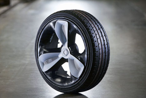 BASF Develops Plastic, Injection-Molded Automotive Rims