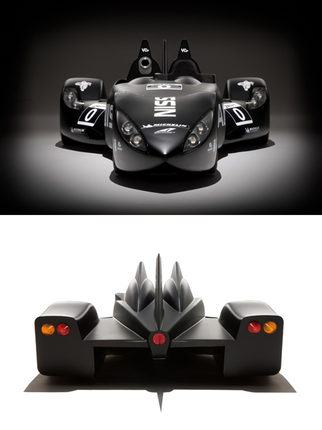 Ben Bowlby Shakes Up Racecar Design with the Nissan Deltawing