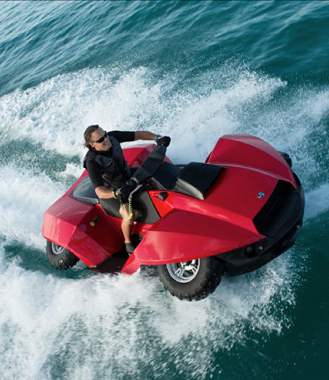 Alan Gibbs Is An Entrepreneur From New Zealand And For Years Hes Dreamed Of Mass Manufacturing Amphibious Car He Knew It Would Work Successfully