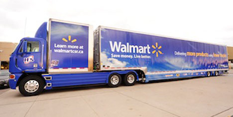 walmart 39 s new supercube increase sustainability by designing bigger trucks core77. Black Bedroom Furniture Sets. Home Design Ideas