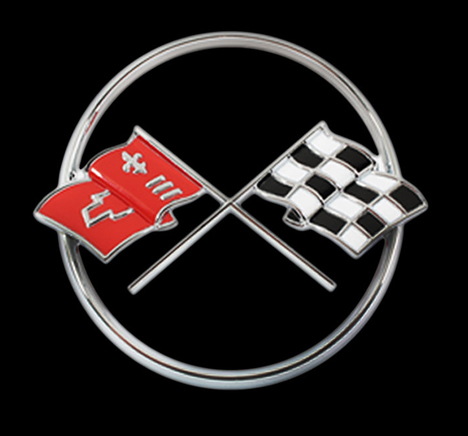 A Visual History of Corvette Logos, Part 1 - Core77