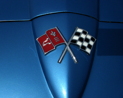Corvette Emblems - Whats The Meaning Of Their Logos? - Corvette Dreamer