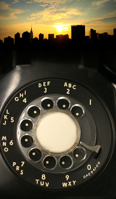 How Manhattans Area Code was Influenced by the Rotary Dial Core77