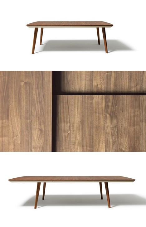 Team 7 s Elegant Flaye Extendable Table Core77