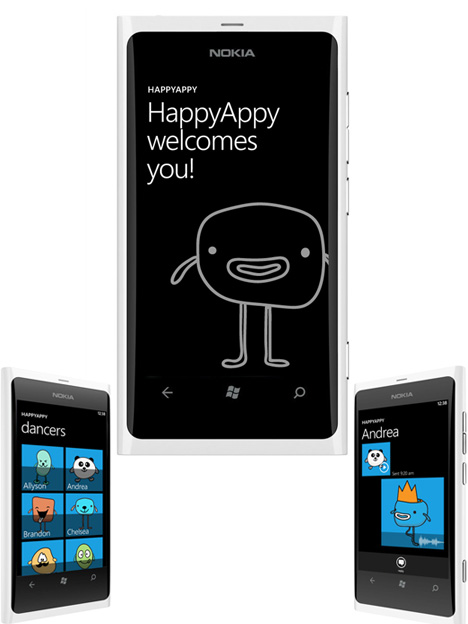 App to the Future: HappyAppy