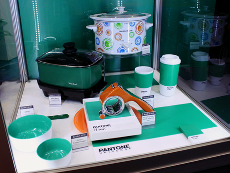 International Home + Housewares Show 2013: Pantone 2013 Color of the