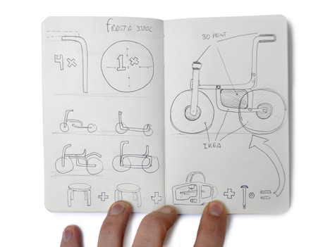SamuelBernier-AndreasBhend-IKEAHack-draisienne-sketch.jpg