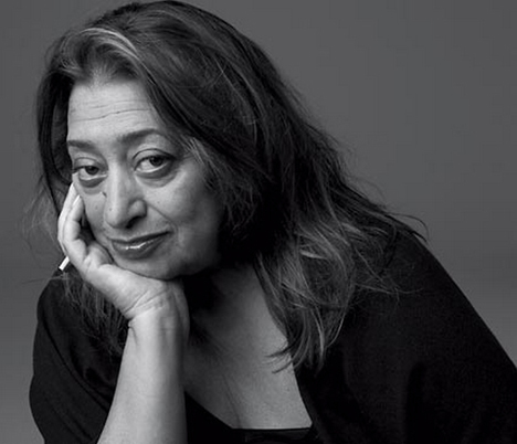 Zaha hadid at harvard gsd space is supposed to enrich - Hadid architektin ...