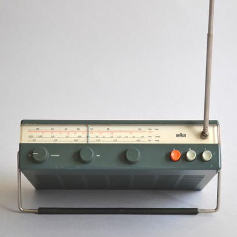 A History Of Braun Design Part 3 Audio Products