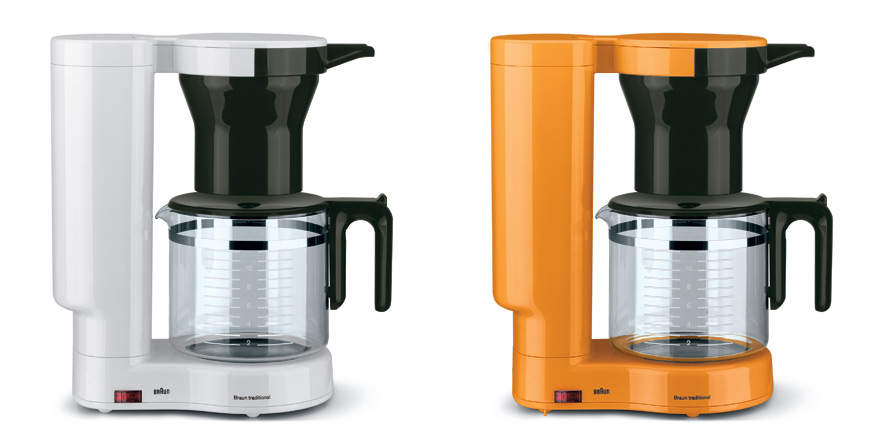 Coffee Makers Through History : A History of Braun Design, Part 4: Kitchen Appliances - Core77