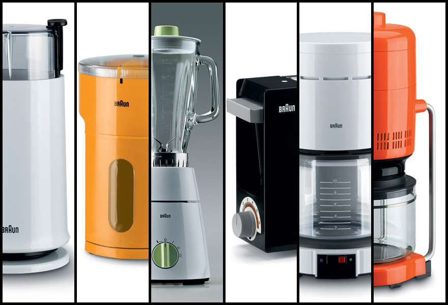 History of Braun Design, Part 4: Kitchen Appliances - Core77