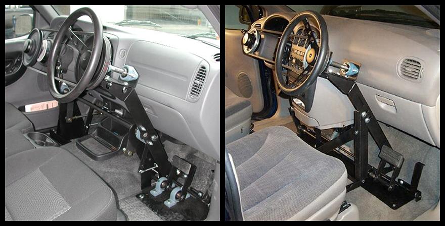 Nissan Right Hand Drive Conversion Kits