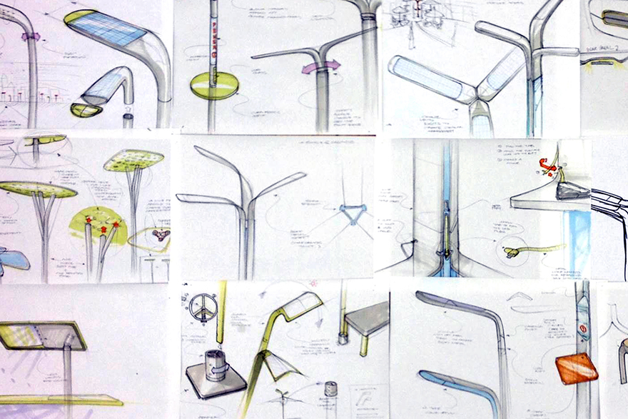 The unsung industrial design firm behind street charge for Commercial design firms