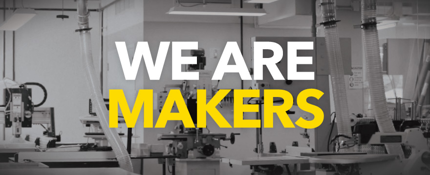 We Are Makers: Documenting a Burgeoning Movement, by ...
