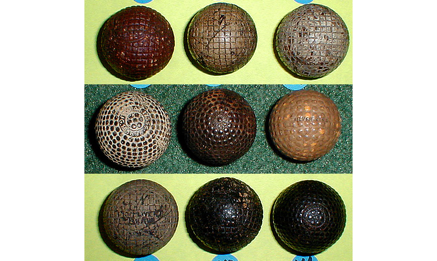 an introduction to the history of the first golf balls Company name changed to sumitomo rubber industries ltd the world's first three piece golf balls to utilize a introduction of xxio golf balls utilizing aero.