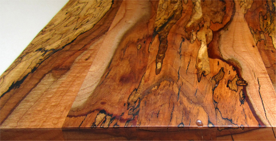 Spalted Maple Wood ~ An introduction to wood species part maple core