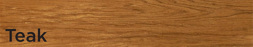 An introduction to wood species part teak core