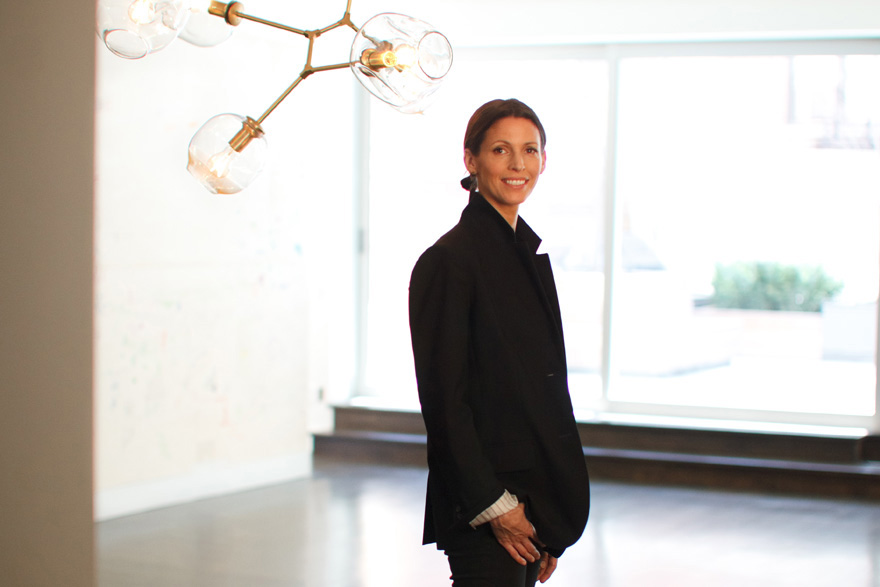Lindsey adelman on building hundreds of chandeliers having five different workspaces and how - Lindsey adelman chandelier knock off ...