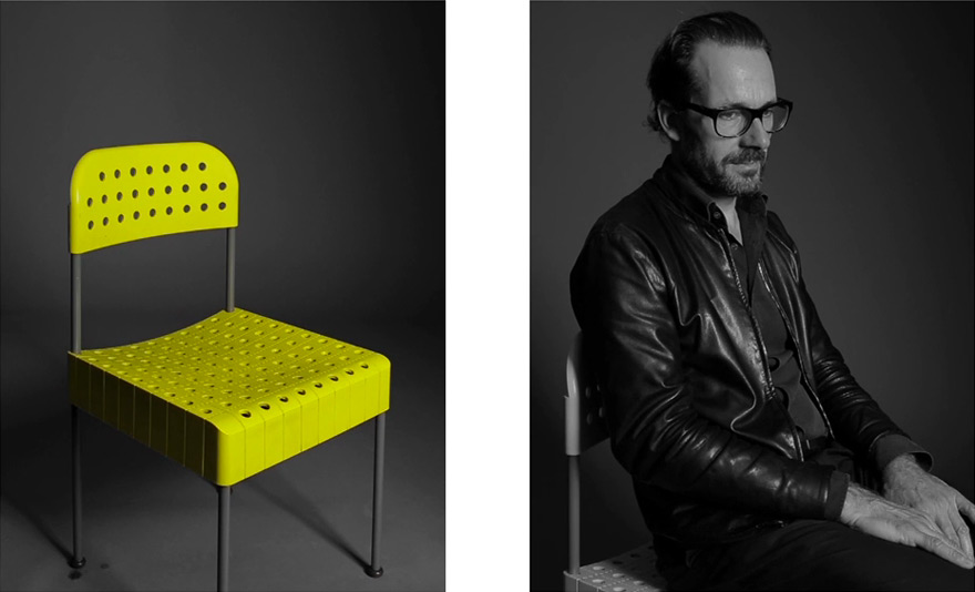 konstantin grcic waxes poetic about an enzo mari chair on nowness core77. Black Bedroom Furniture Sets. Home Design Ideas