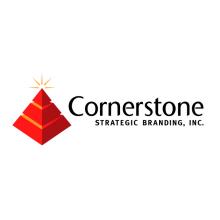 Work for Cornerstone Strategic Branding!