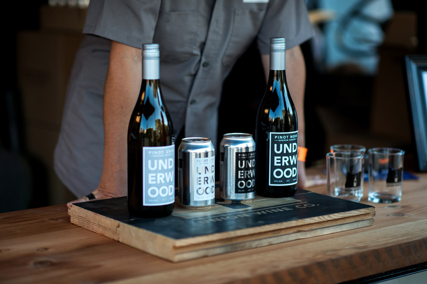 Union Wine Co. put wine in a beer can