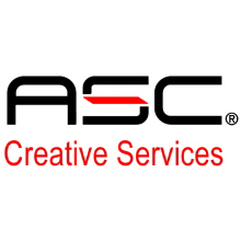 Work for ASC Creative Services!