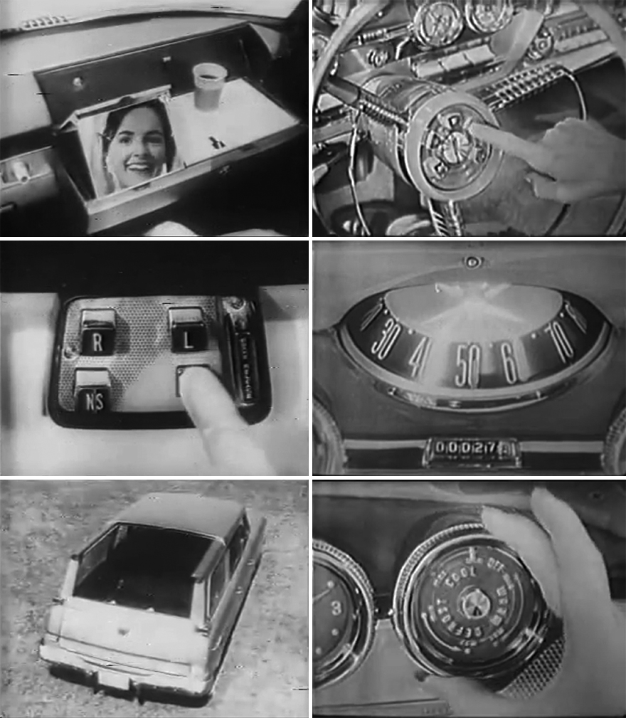 Push Button Transmission Steering Wheel Push-button Transmissions