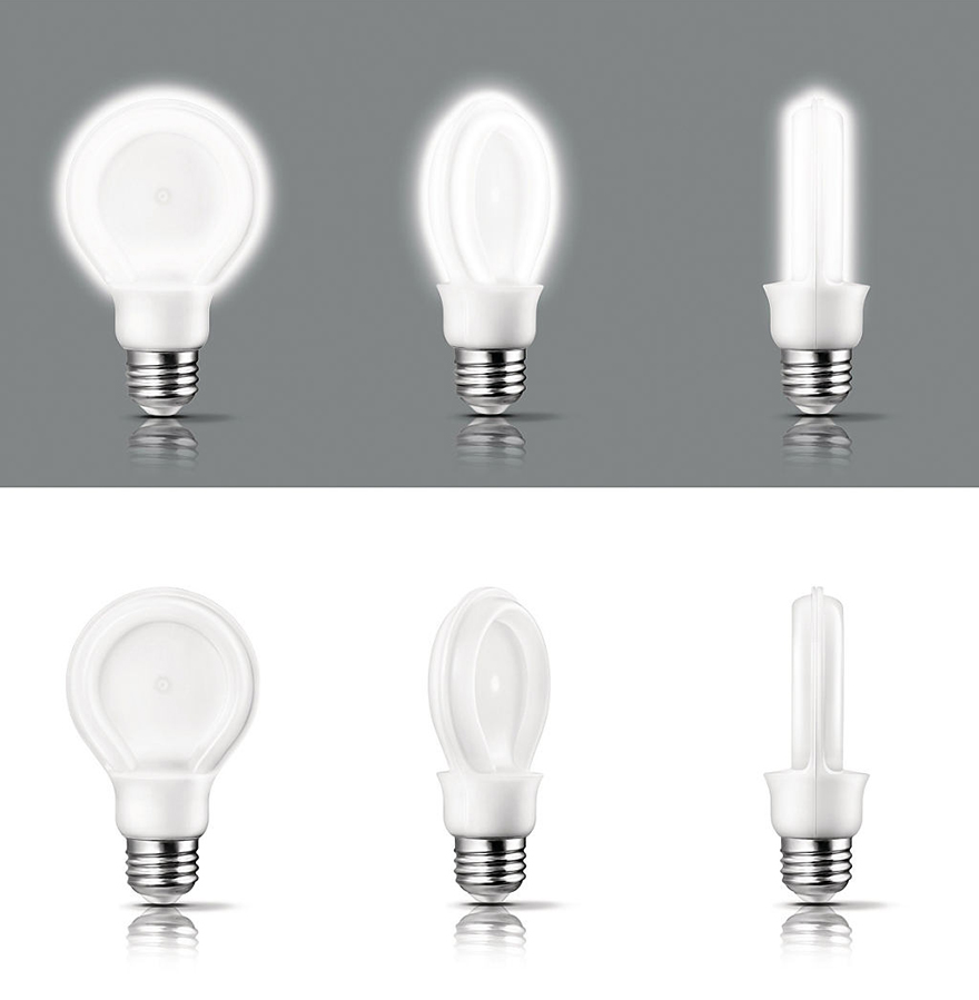 Philips Figures Out How to Make a Cheaper LED Bulb: Go Skinny