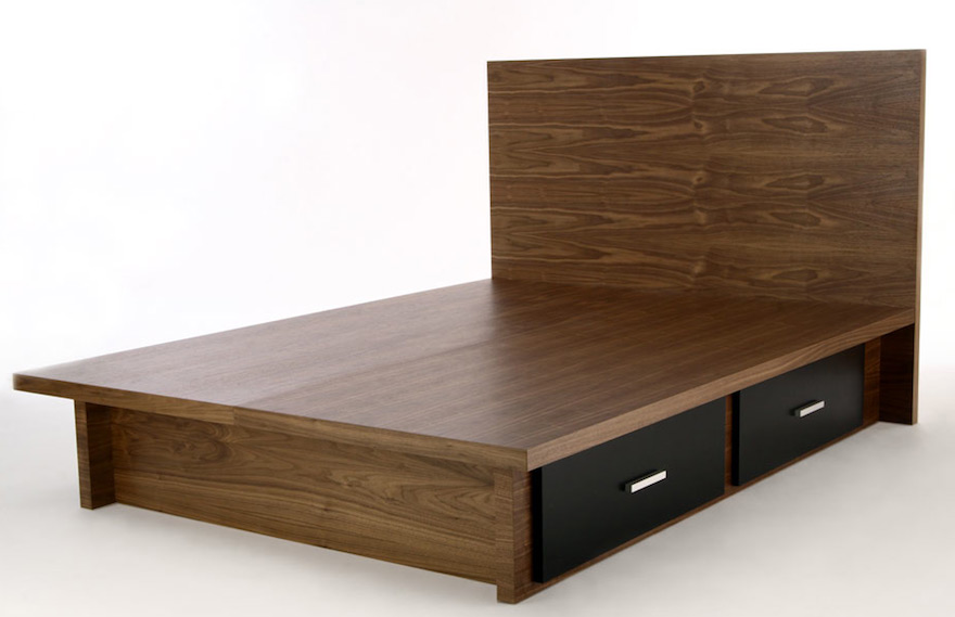 Design Bed bedroom storage: making the most of the under-bed space - core77