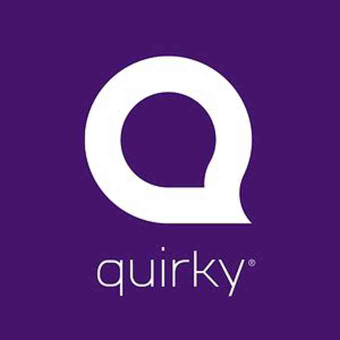 Work for Quirky!