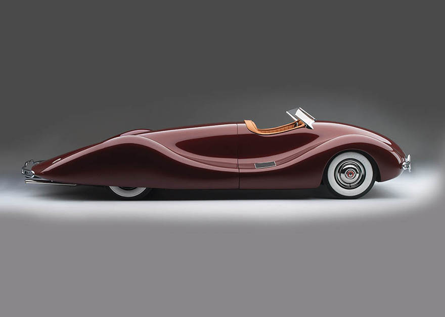 Rare Concept Cars on Display: Atlanta High Museum of Art\'s ...
