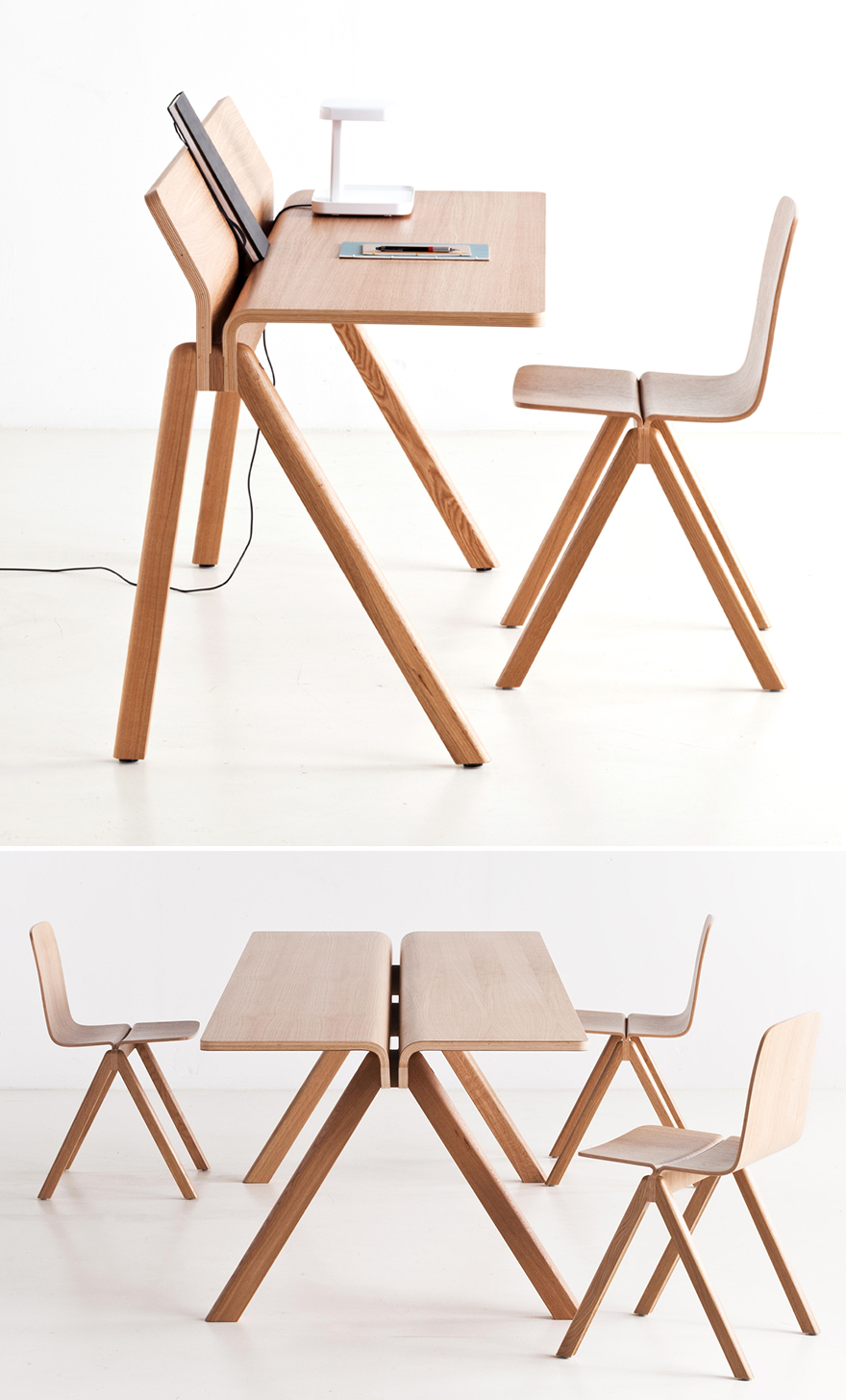 Making School Furniture Beautiful: The Bouroullecs