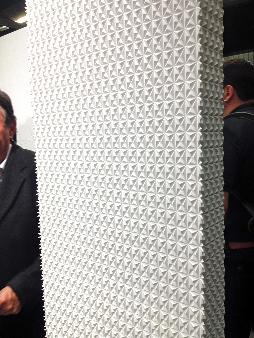 Hasenkopf's 'Frescata' Material-Processing Technology Yields Beautiful and Unique Surfaces