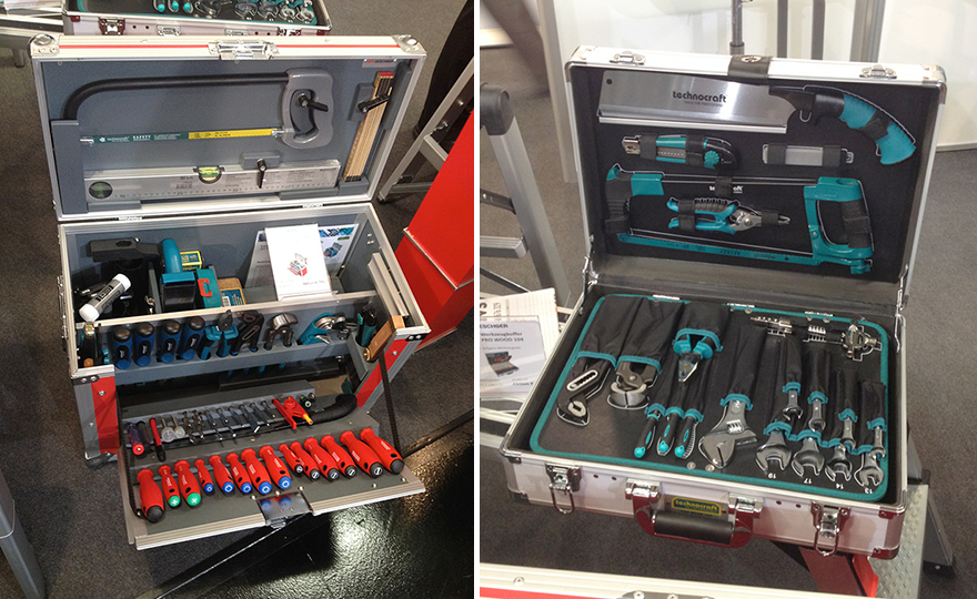 garage woodshop ideas - Four Design Approaches to the Modern Day Toolbox Part 1
