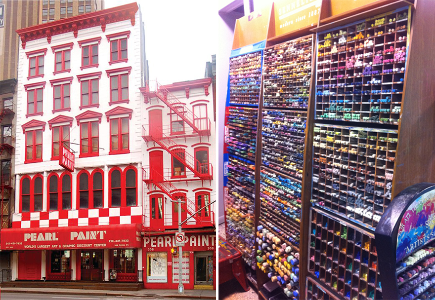 End of an Era for NYC Artists & Designers: Pearl Paint Closes