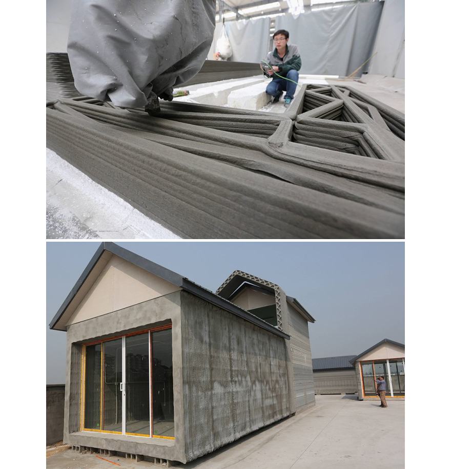 China on the forefront of 3d printed housing core77 - Shanghai winsun decoration engineering co ...